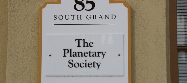The Planetary Society Offices in Pasadena